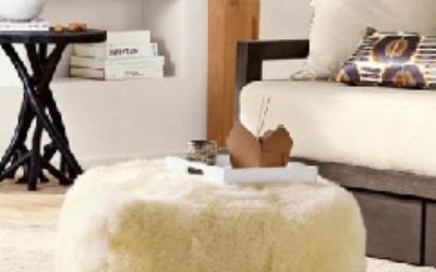 Как создать меховой интерьер в своем доме?