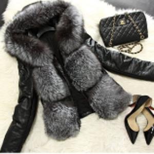 Модели женских кожаных курток на зиму