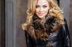 Женские кожаные куртки с мехом на зиму 2018-2019