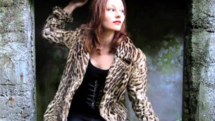 Леопардовая шуба — наряд для смелых модниц