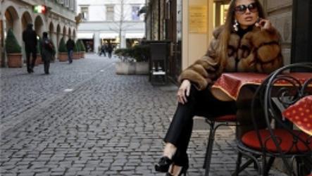 Где купить шубу в Казани?