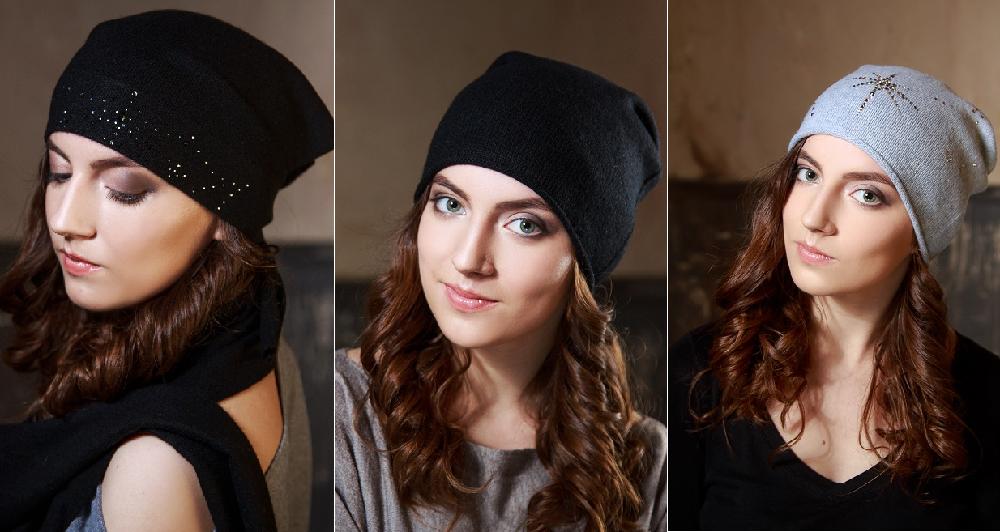 Молодежные шапки