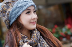 Женский комплект – шапка и шарф (Тренды 2018-2019)