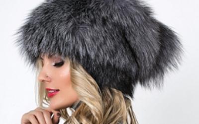 женские шапки из чернобурки моя шубка