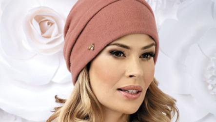 Женские зимние шерстяные шапки
