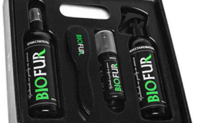 Биофур — натуральное средство по уходу за мехом