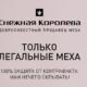 """Шубы от бренда """"Снежная королева"""""""