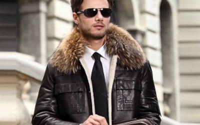 Мужская куртка с мехом: обзор моделей