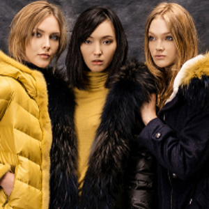 Женские пуховики с мехом: фото, модные модели