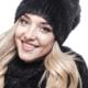 Зимняя шапка из ондатры: практичность, красота, доступные цены