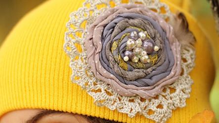 Лучшие способы украсить вязаную шапку