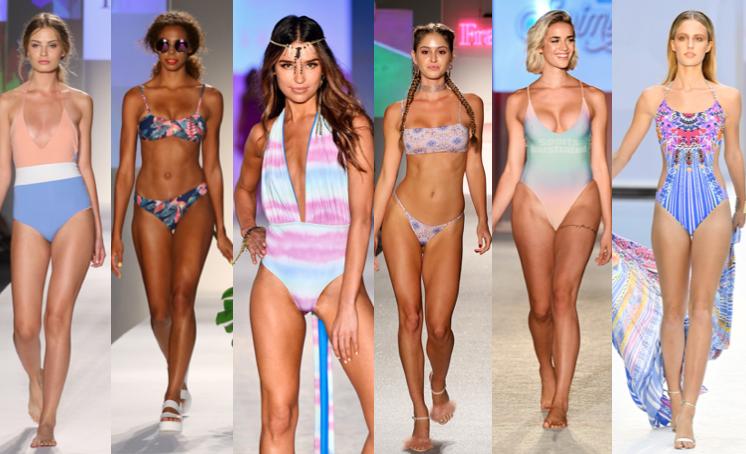 купальники 2018 года модные тенденции фото