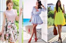 Красивые платья сарафаны лето 2018: стильные луки, с чем носить