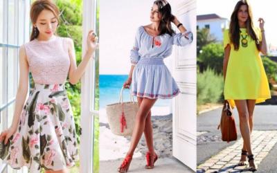 Красивые платья сарафаны лето 2019: стильные луки, с чем носить