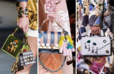 Женские сумки 2018 года модные тенденции на фото
