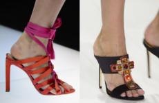 Туфли 2018 года — модные тенденции на фото
