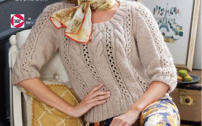 Модное вязание 2019 спицами для женщин и девушек