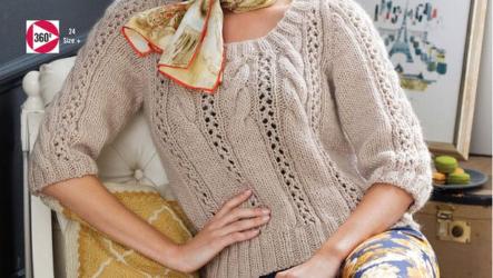Модное вязание 2020 спицами для женщин и девушек