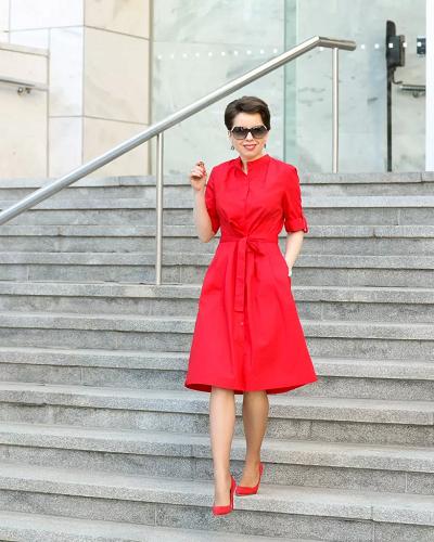 Платья для женщин после 30 лет