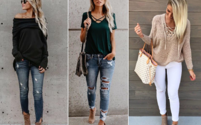 Модные образы весна 2018 для женщин на каждый день, тенденции моды, новинки, как одеваться