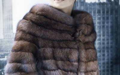 Модели норковых шуб: фото, новинки, тенденции и тренды 2019