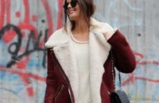 Модные фасоны и модели дубленок зима 2019