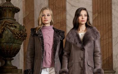Дубленки Сагита: обзор бренда, моделей, цен в интернет-магазине
