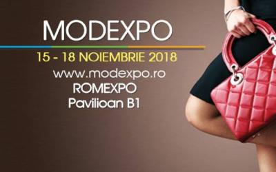 ModExpo Autumn 2018 — международная выставка  кожаных и меховых изделий