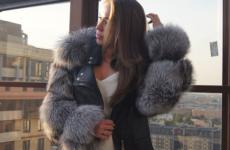 Меховые рукава на одежде: модно или нет?