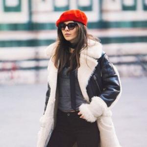 Молодежные дубленки – модные тенденции осень-зима 2018-2019