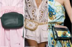 Женские и мужские поясные сумки 2018-2019: обзор моделей