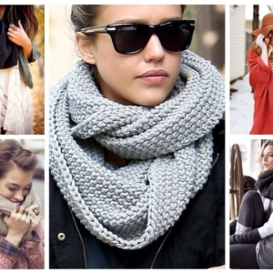 Модный шарф 2018-2019: тепло и стильно!