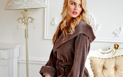 Пальто из альпака – как выбрать, с чем носить