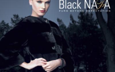 Шубы Black NAFA – все что нужно знать об этом бренде