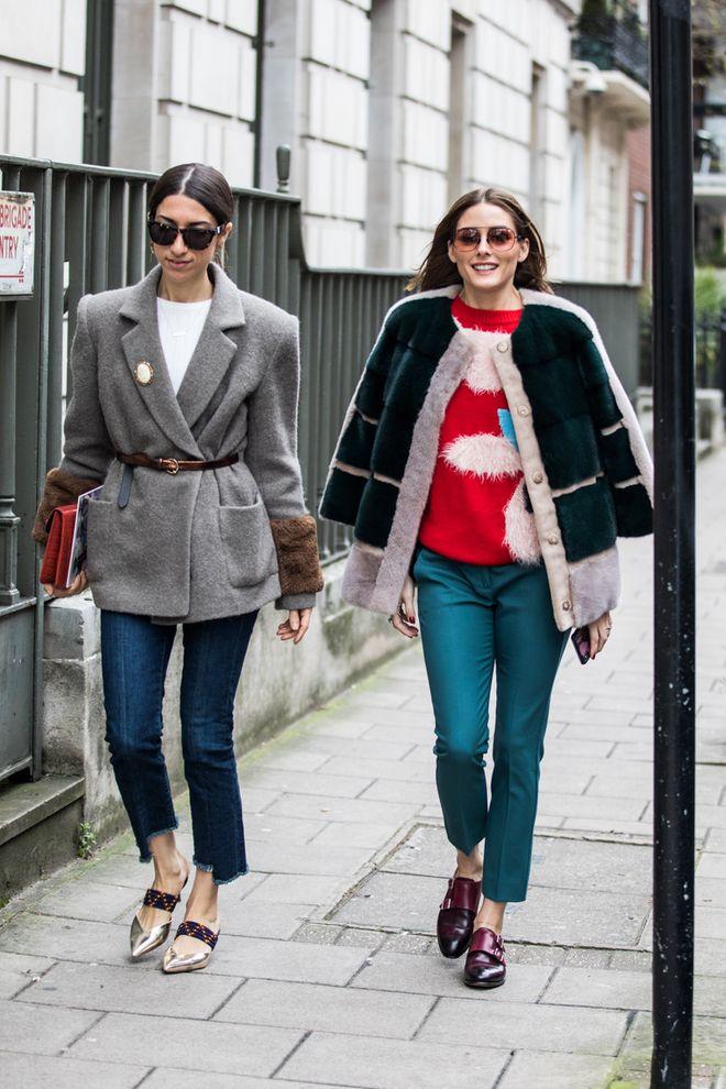 Модные тенденции осени 2019