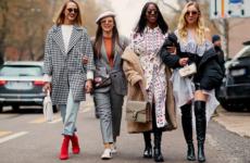 Модные тренды осень-зима 2018-2019