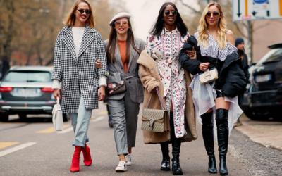 Модные тренды осень-зима 2019-2020