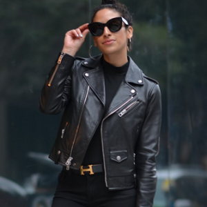 Мужские и женские кожаные куртки: тренды и модные тенденции 2018-2019