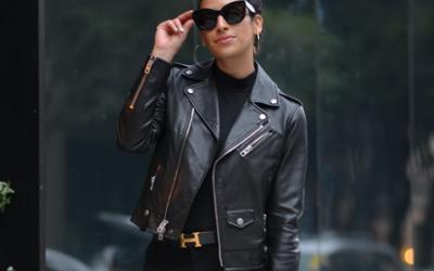 Мужские и женские кожаные куртки: тренды и модные тенденции2019