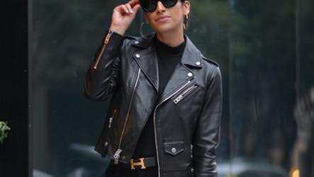 Мужские и женские кожаные куртки: тренды и модные тенденции 2020