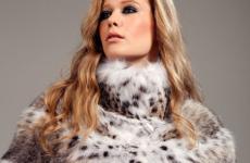 Элегантные норковые шубы с рысью: выбор уверенных в себе леди