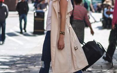 C чем носить пальто без рукавов: фото 2019, тенденции, образы