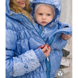 Слингокуртка для мам и для беременных: фото, модели, отзывы