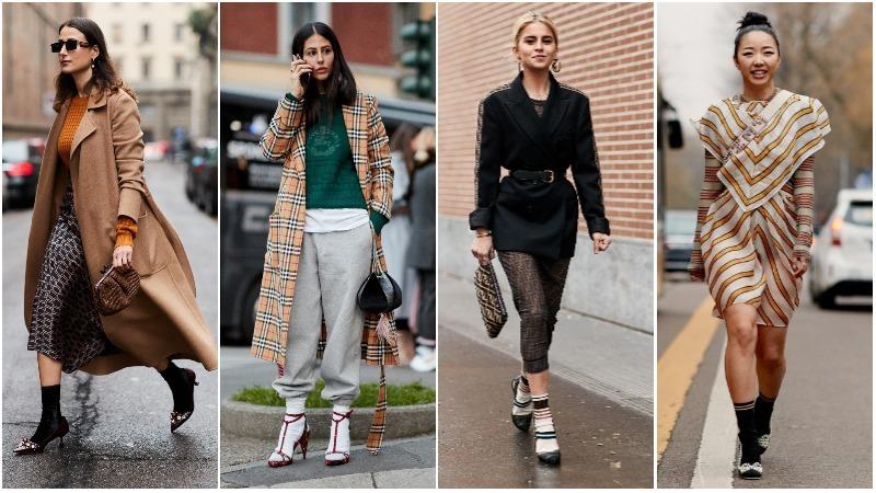 Модные тренды осень 2018