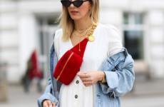 Женские джинсовые кардиганы 2019: с чем носить?