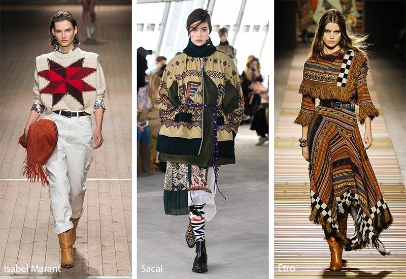 Зимняя женская обувь 2018-2019