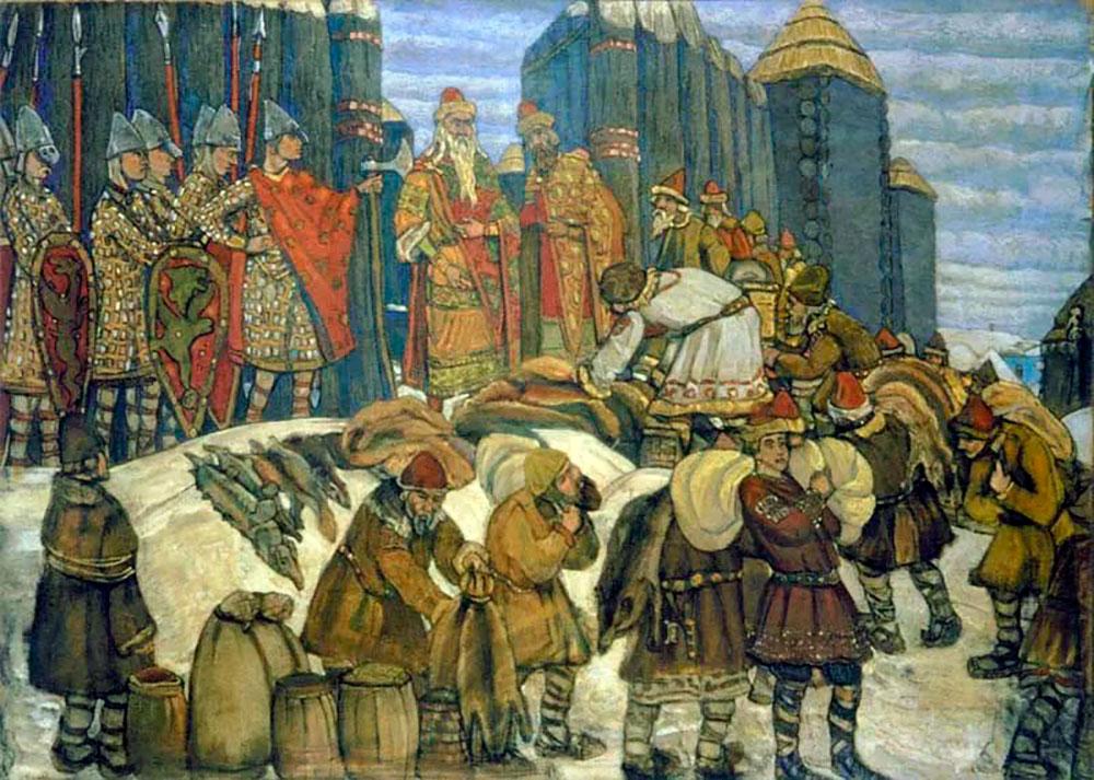Как добывают мех соболя в Сибири