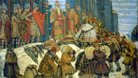 Как добывают мех соболя в Сибири?