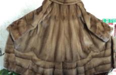 Норковая шуба цвета орех: какой оттенок выбрать? С капюшоном или без?