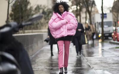 С чем носить куртку-зефирку: фото стильных образов